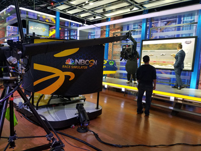 nbc sports network simulator nascar live