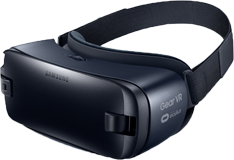 samsung gear vr virtual reality live streaming